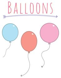 Balloons by OopsYeah