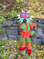 Majora's Mask by nolwen