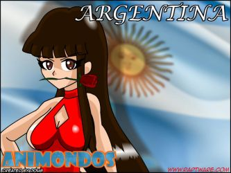 Argentina de Animondos by Dougieus