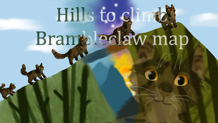 Hills to climb contest entry by Liljatupsu