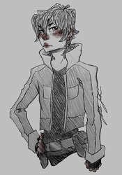 Keith by Lineartt