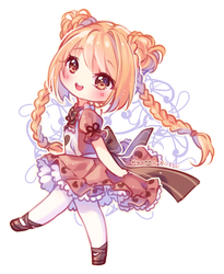 [+Video] Commission - Chocolate Heart by Hyanna-Natsu
