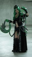 Female Thresh Cosplay by 9Flame