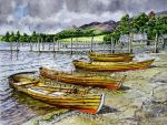 Derwentwater, Keswick, Lake District by jeffsmith1955