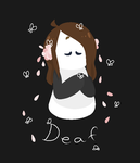 -D e a f- by SkyMeowCute