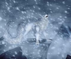 Snowstorm - [Contest Entry] by Koorix