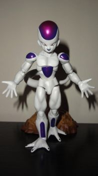 FRIEZA DRAGON BALL Z by xbueno123