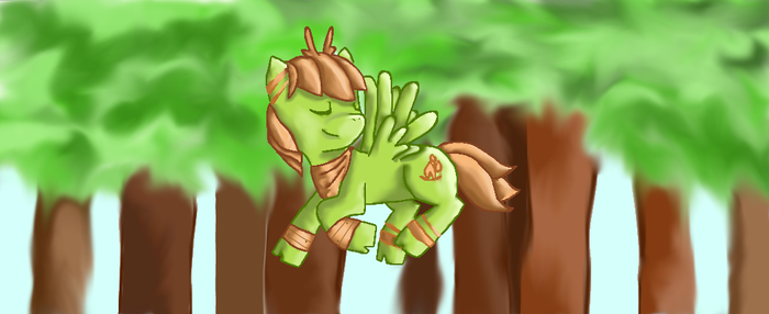 Draw to Adopt Entry- Forest Guardian by Gameaddict1234