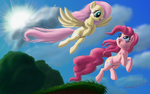Go And Fly by DeathPwny