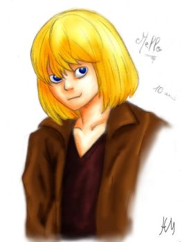Young Mello by oohle