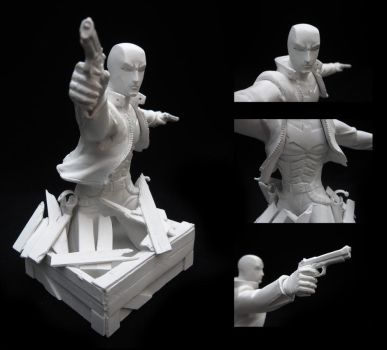 Red Hood Jason Todd MB Kit by chiseltown