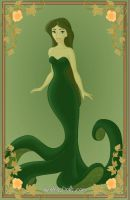 Green Sea Witch by Jayko-15