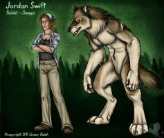 Jordan Swift - Moontouched by sidian