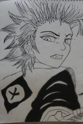 Toshiro Hitsugaya by love-to-imagine