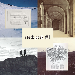 stock pack #1 by tanja92