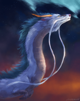 Haku by CorvusHound