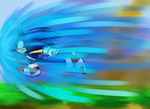 Sonic Boost by sonicbommer