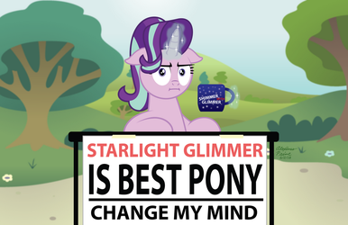 Change Starlight's Mind by AleximusPrime