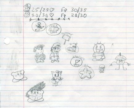 Paper Mario and MORE by AlexKirby1989