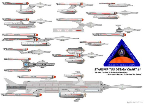 Starship TOS Design Chart 01 by SR71ABCD