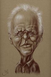 Anthony Hopkins by Maxiator