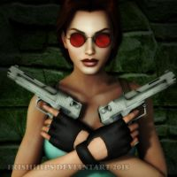 Tomb Raider: At Arms by Irishhips