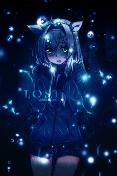 Cover#124-Lost [Signature] by MokiMikoku