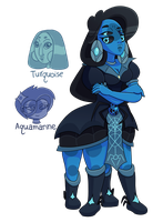 Spiderweb Carlin Turquoise (Fusion) by PeetrKoifish