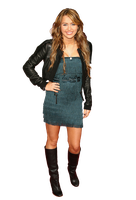 Miley Cyrus PNG2 by Luquy