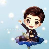 EXO D.O : Congratulations My little Kyungsoo by bluezazzle