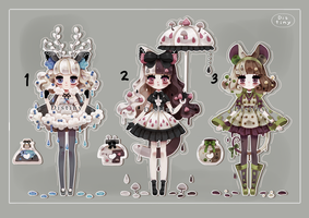 [ AUCTION : CLOSE ] Vialheart Puppen # 2 by Distiny-Adopts