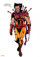 Wolverine OCL by KennyGordon