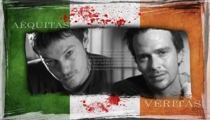 The Boondock Saints by Elnarseltaair