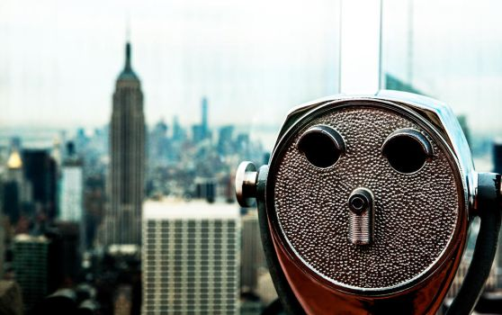 Empire State Building by moonstomp