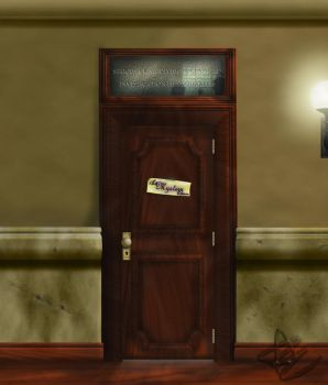 Welcome To The Mystery Room by E-star99