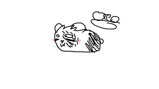 Here take this guinea pig doodle by spring-locket