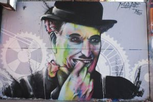 Chaplin Tribut by TSFcrew