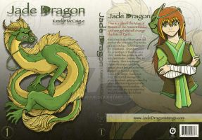 Jade Dragon Book 1 Full Cover by kmccaigue
