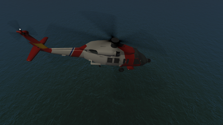Helicopter game prototype by eriknordeus