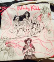 Kill La Kill Bag by ryuuwho