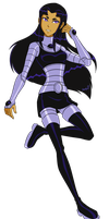 Blackfire by Alienlina