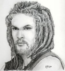 Ronon by GateJunkie