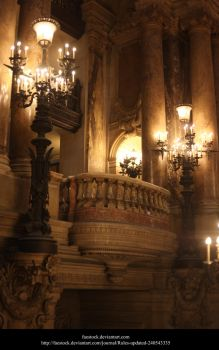 Paris Opera House13 by faestock