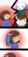 Undertale - Dating Game by UltimateCharizard006