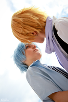 KnB - Lost in your eyes... by Kozato-kun