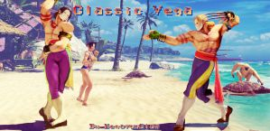 Classic Vega for SFV Doesn't work with current ver by MegatonClaw
