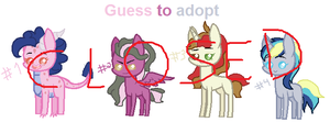 Guess to Adopt-Closed by givolpon