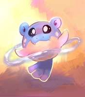 Spheal used Aqua Ring