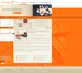 Layout 'Advanco GmbH' by no0bsteR