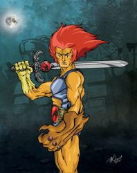 Lion-O by mdavidct